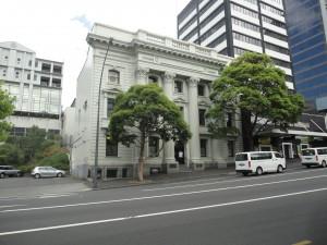 Здание суда, как я понял